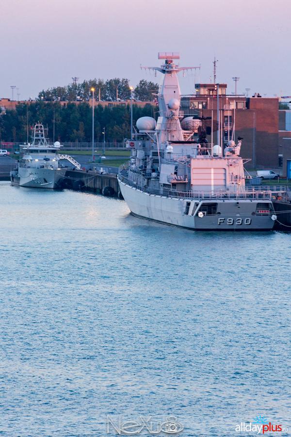 Три дня, три страны, три города #4   морской порт Зе́брюгге.