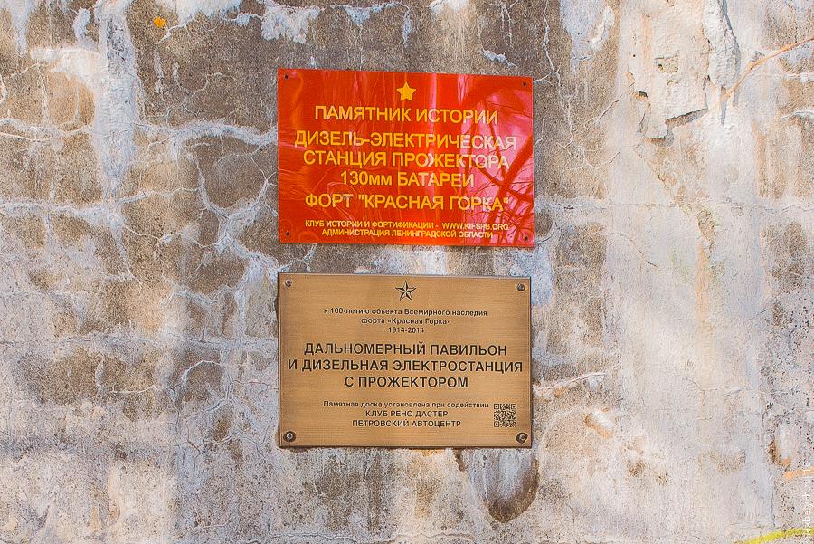"alexbelykh.ru, Форт ""Красная горка"", Дизель-электростанция форта Красная горка"