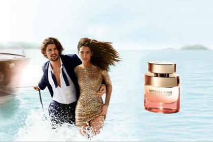 Лили Олдридж поучаствовала в создании аромата для Майкл Корс