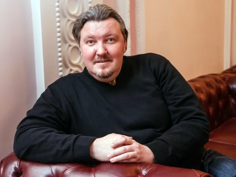 «П'ять пудів кохання» на терезах Євгена Курмана