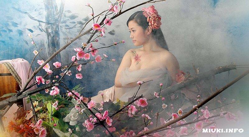 Эротический массаж в японской культуре