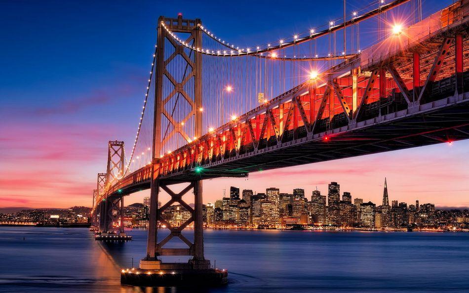 США, Сан-Франциско, мост