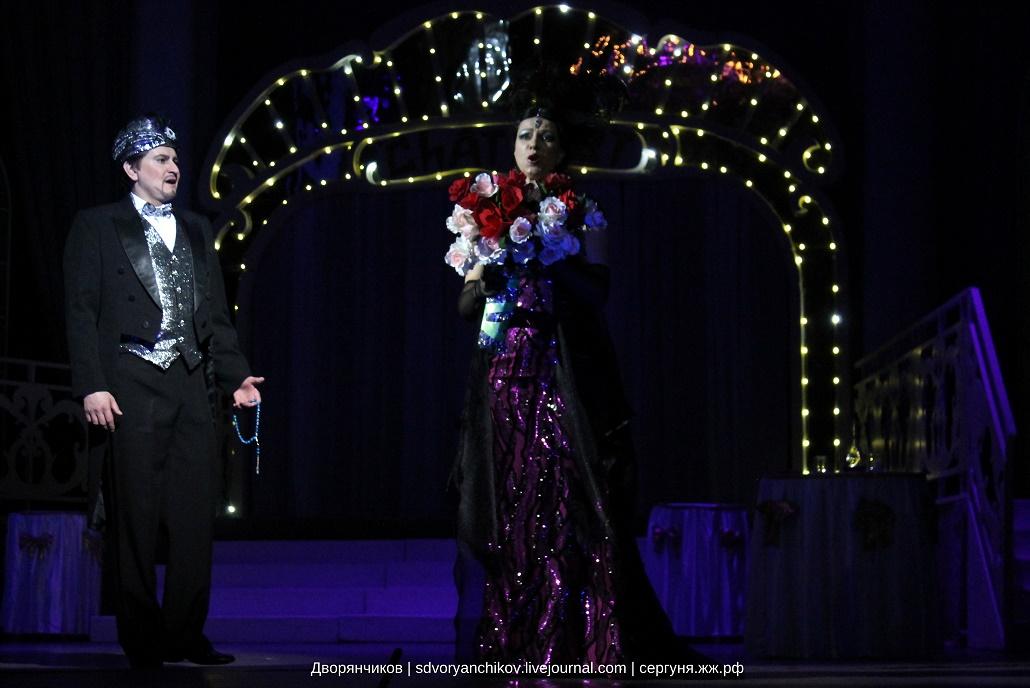 Баядера - Волгоградский музыкальный театр
