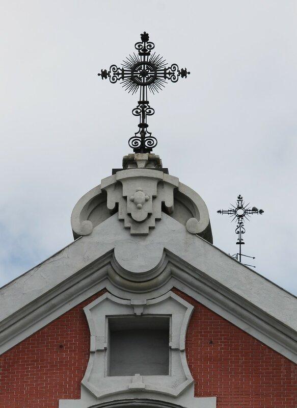 Мадрид. Церковь Сан-Хосе (Iglesia de San José)