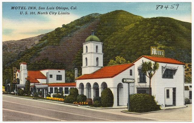 Первый мотель, 1925 год Первым в мире мотелем стал Motel Inn в Сан-Луис-Обиспо, штат Калифорния. Его