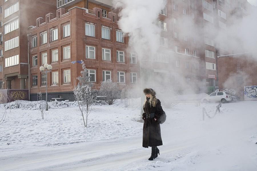 5. 21-летняя модель Инесса Юринская.