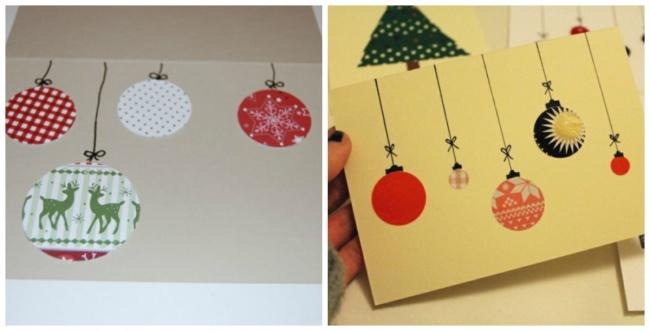© e-elise / flickr  Шарики— один изглавных символов Нового года иРождества. Эти сделаны из