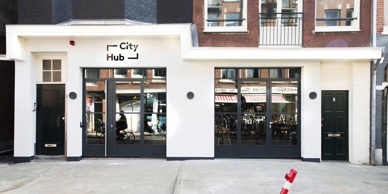 Расположенный в бывшем промышленном складе, CityHub сочетает в себе уединение отеля с доступностью х