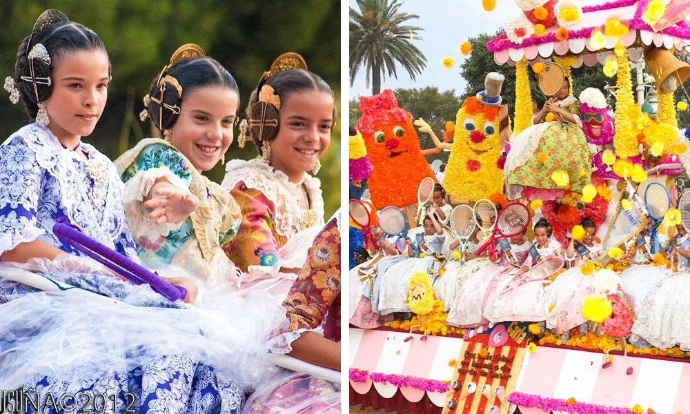 Feria deLas Flores (Медельин, Колумбия)