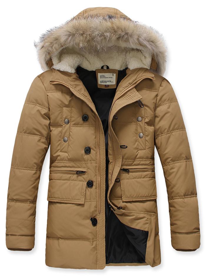 Мужская куртка Аляска вас никогда не подведёт! (1 фото)