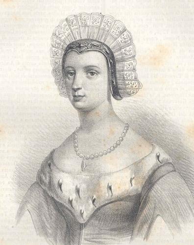Королева Неаполя, взошедшая на трон в 15 лет. Она быстро вникла не сколько в политику, сколько