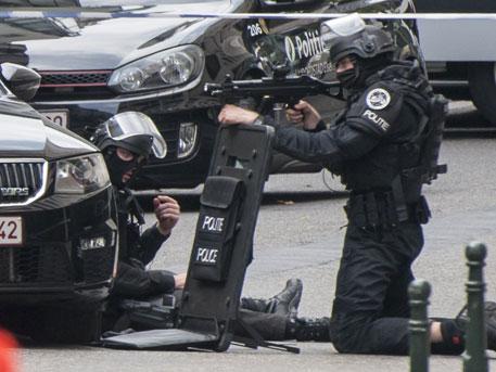 Генпрокуратура Брюсселя назвала взрыв около института криминалистики попыткой убить свидетельства