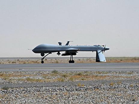 БПЛА США проник внаше воздушное пространство— Иран