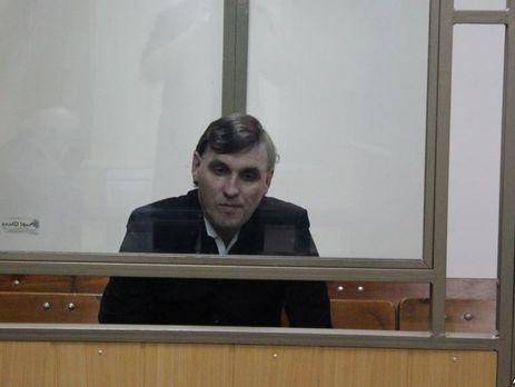 Консул посетил украинского политзаключенного Чирния вмосковском СИЗО