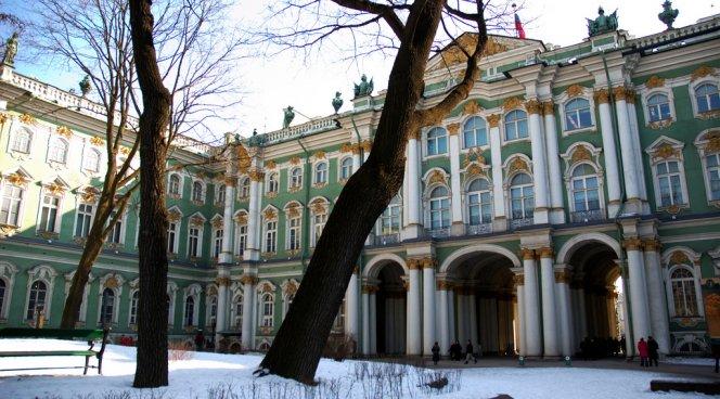 Выставочный центр Эрмитажа откроется в столицеРФ