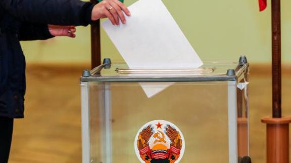 ЦИК Приднестровья признал состоявшимися президентские выборы