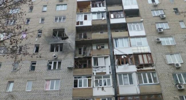 ВАвдеевке началась добровольная эвакуация населения