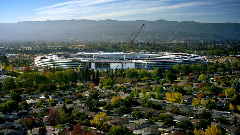 Apple Campus 2 получил официальное название Apple Park, открытие ксередине весны
