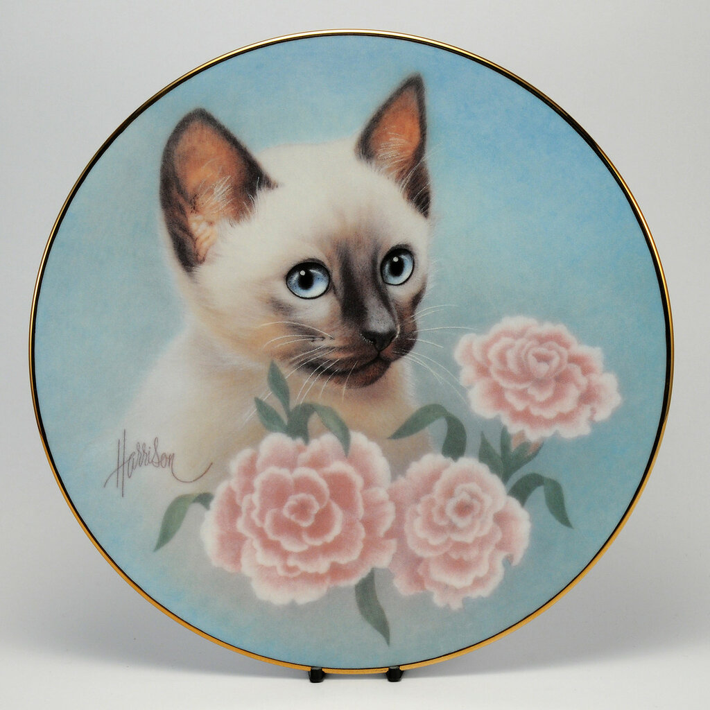 decorative-plate-hamilton-siamese-summer.jpg
