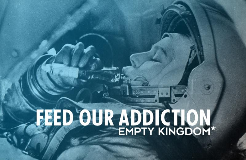 Donate to EMPTY KINGDOM