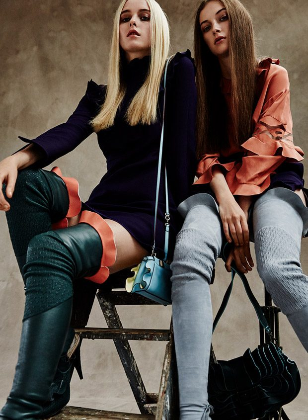 The Best of Fall 2016 Collections by David Roemer for Marie Claire UK