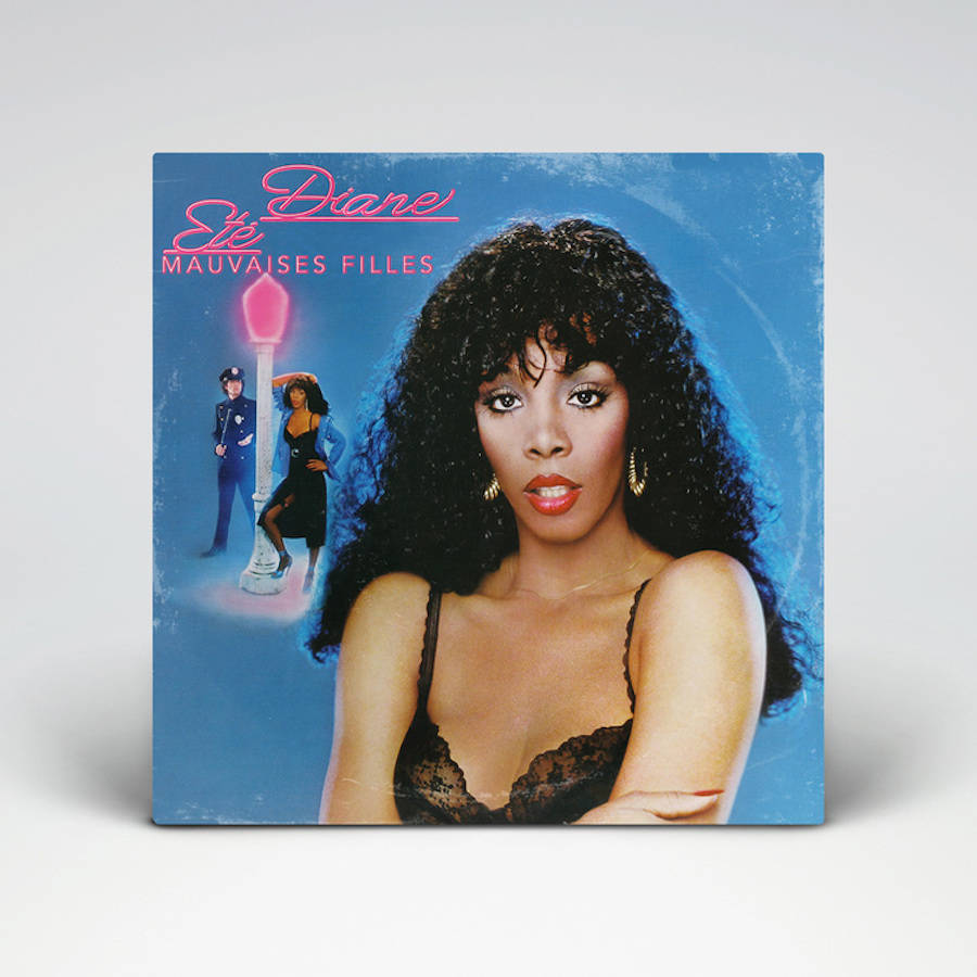 Donna Summer - Bad Girls (1979).