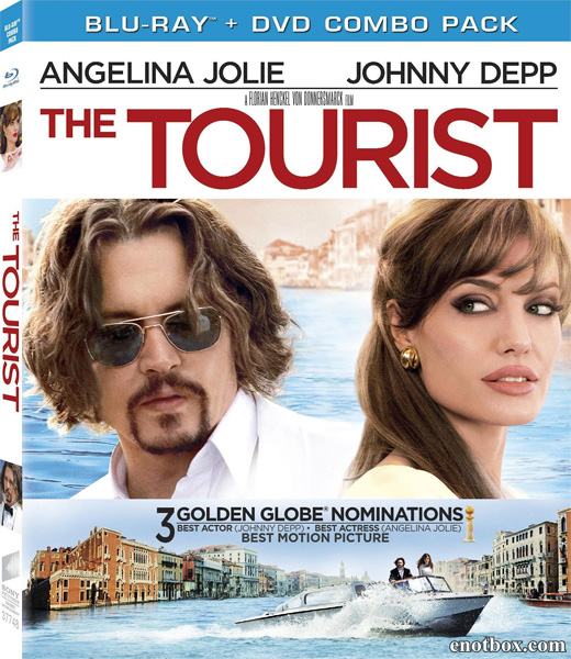 Турист / The Tourist (2010/BDRip/HDRip)