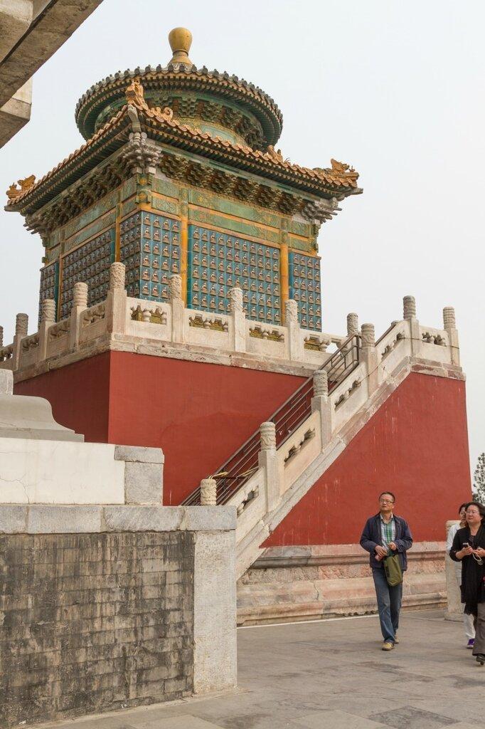 Павильон Шаньиньдянь, парк Бэйхай, Пекин