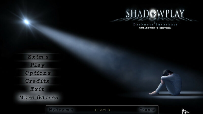 لعبة Shadowplay: Darkness Incarnate Collectors