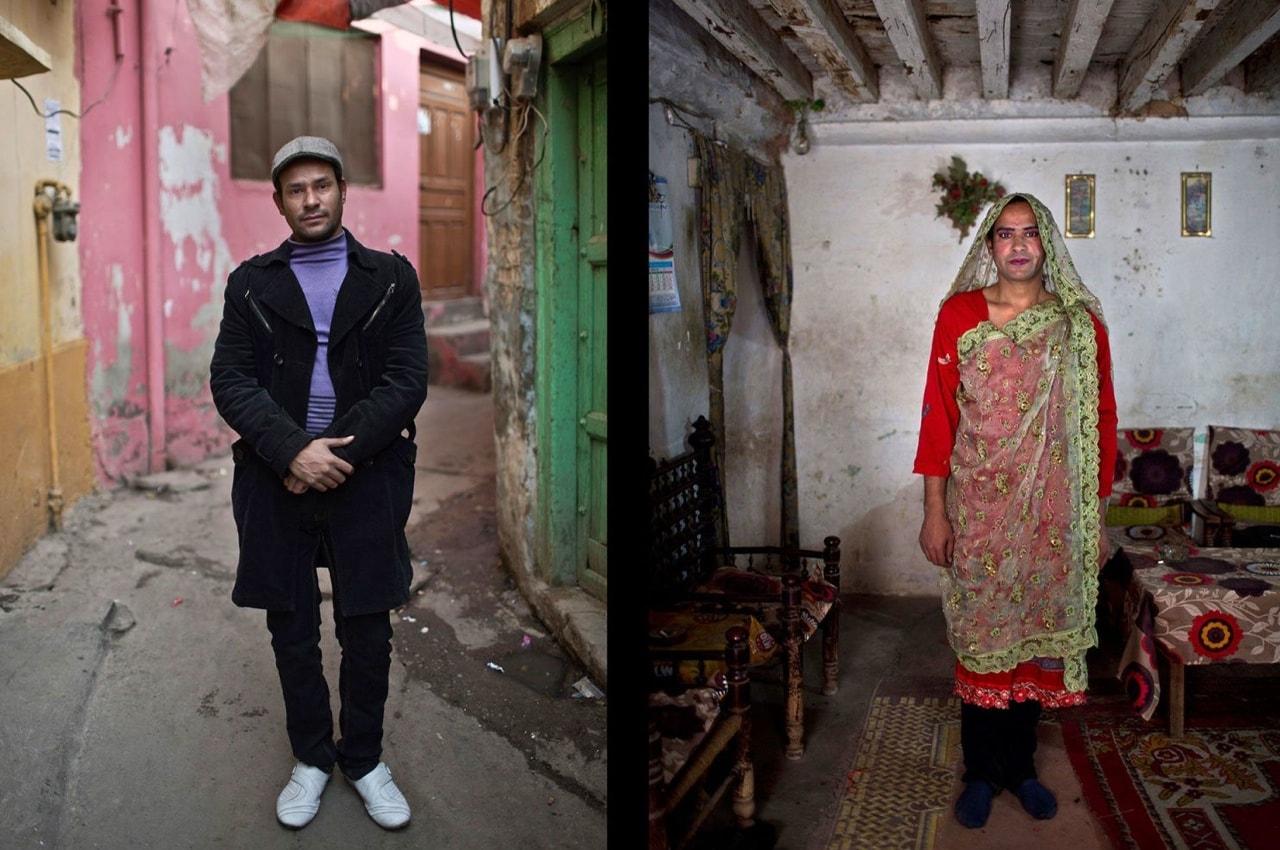 Фотопроект «Двойная жизнь» Мухаммеда Мухейсена