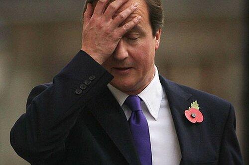 Кэмерон оскорбил Нигерию и Афганистан, забыв о микрофоне