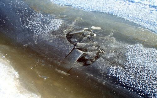 Лёд на озёрах Молдовы представляет опасность для жизни
