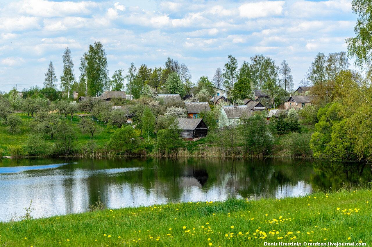 Белоруссские ландшафты