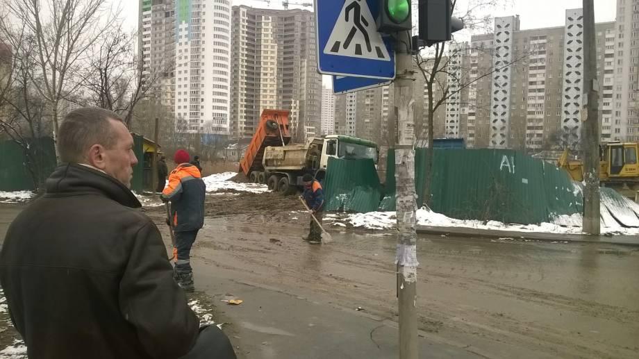 Жители столичных Позняков собирают средства на независимую экспертизу золоотвала Дарницкой ТЭЦ