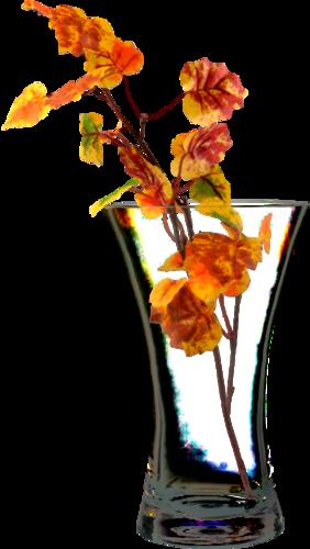 вазы с веточкой