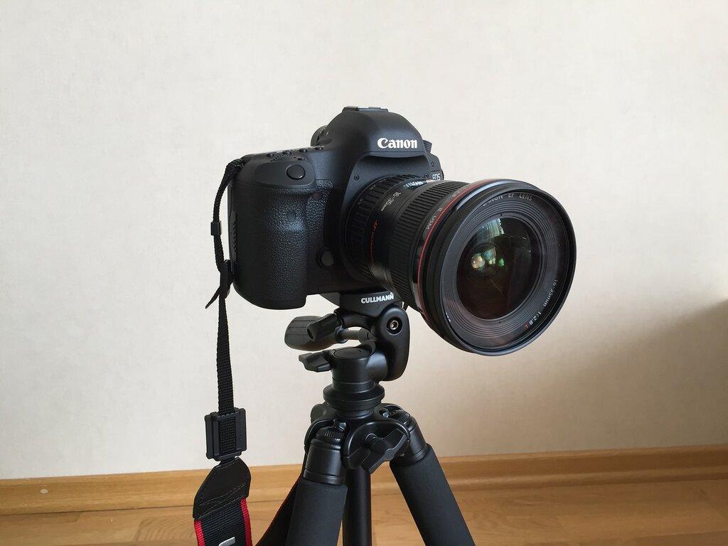 Мой новый объектив Canon 16-35mm f/2.8l II USM плюс обновленный рюкзак для фототехники