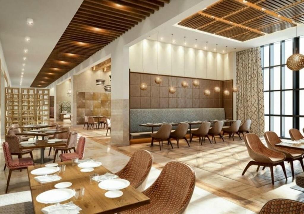 Саудовский «Абрадж Кудай»   самый большой отель в мире