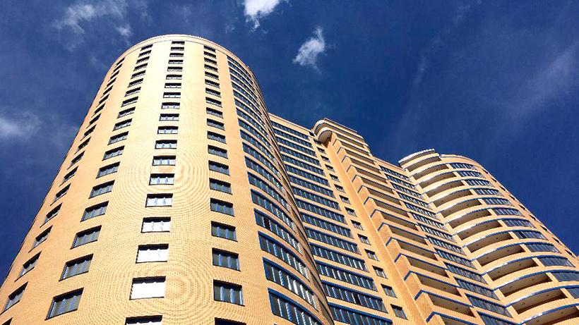Объем введенного вПодмосковье жилья эконом-класса вырос вдвое в2016г