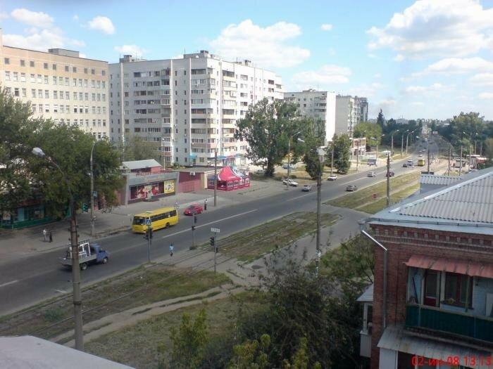 Харьков - проспект Героев Сталинграда