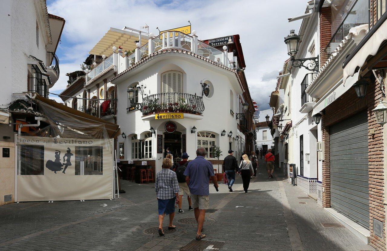 Нерха. Улица Пинтада (Calle Pintada)