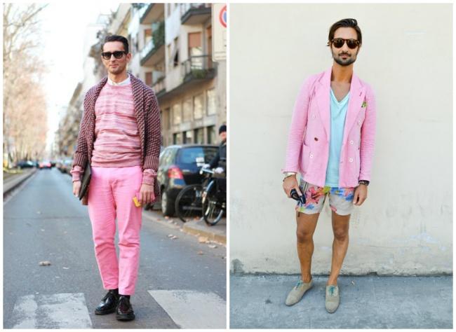 © tumblr.com  © lelalondon.com  Женщинам сложно объяснить неприязнь кмужской одежде роз