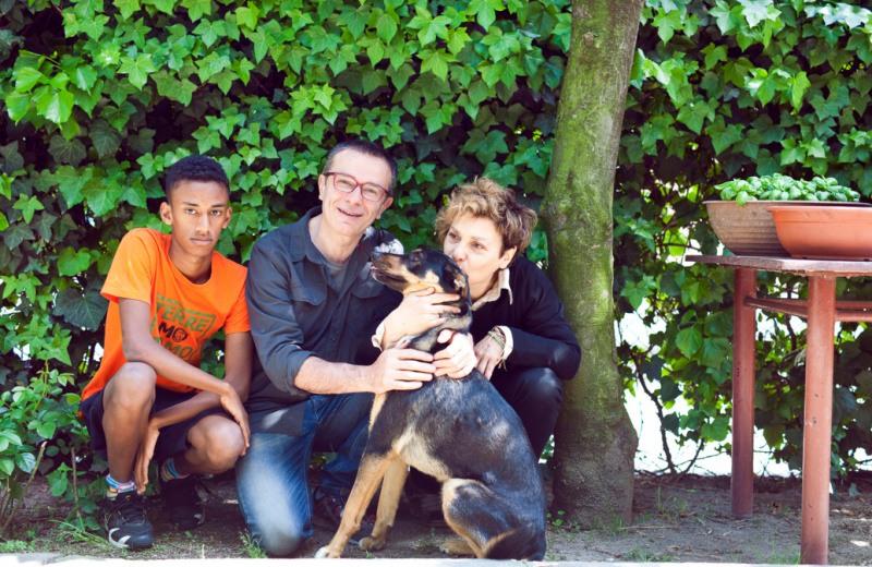 4 Семья Лорензи. Модуньо, Италия