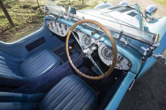 Продан Bugatti 1937 года за рекордные 10 миллионов долларов