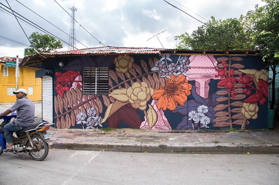 Монументальная флора Франциско Диаса (11 фото)