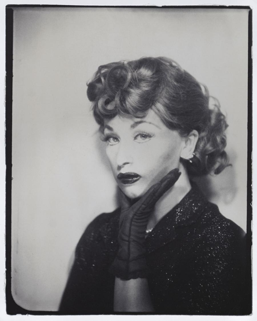 7. Люсиль Болл, 1975 год. Фотограф Синди Шерман.
