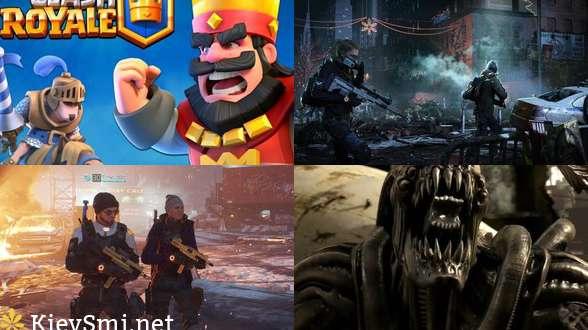 YouTube разместил список самых известных игр