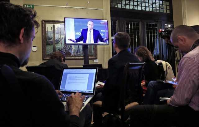 Путин считает ранним говорить опрезидентских выборах 2018 года