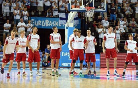 Сборная РФ разгромила Боснию иГерцеговину встартовом матче квалификации Евробаскета 2017