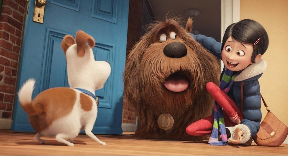 Мультфильм «Тайная жизнь домашних животных» лидирует в русском прокате вторую неделю