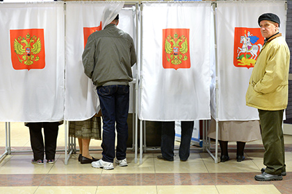 Неизвестный сказал оминировании избирательного участка в российской столице